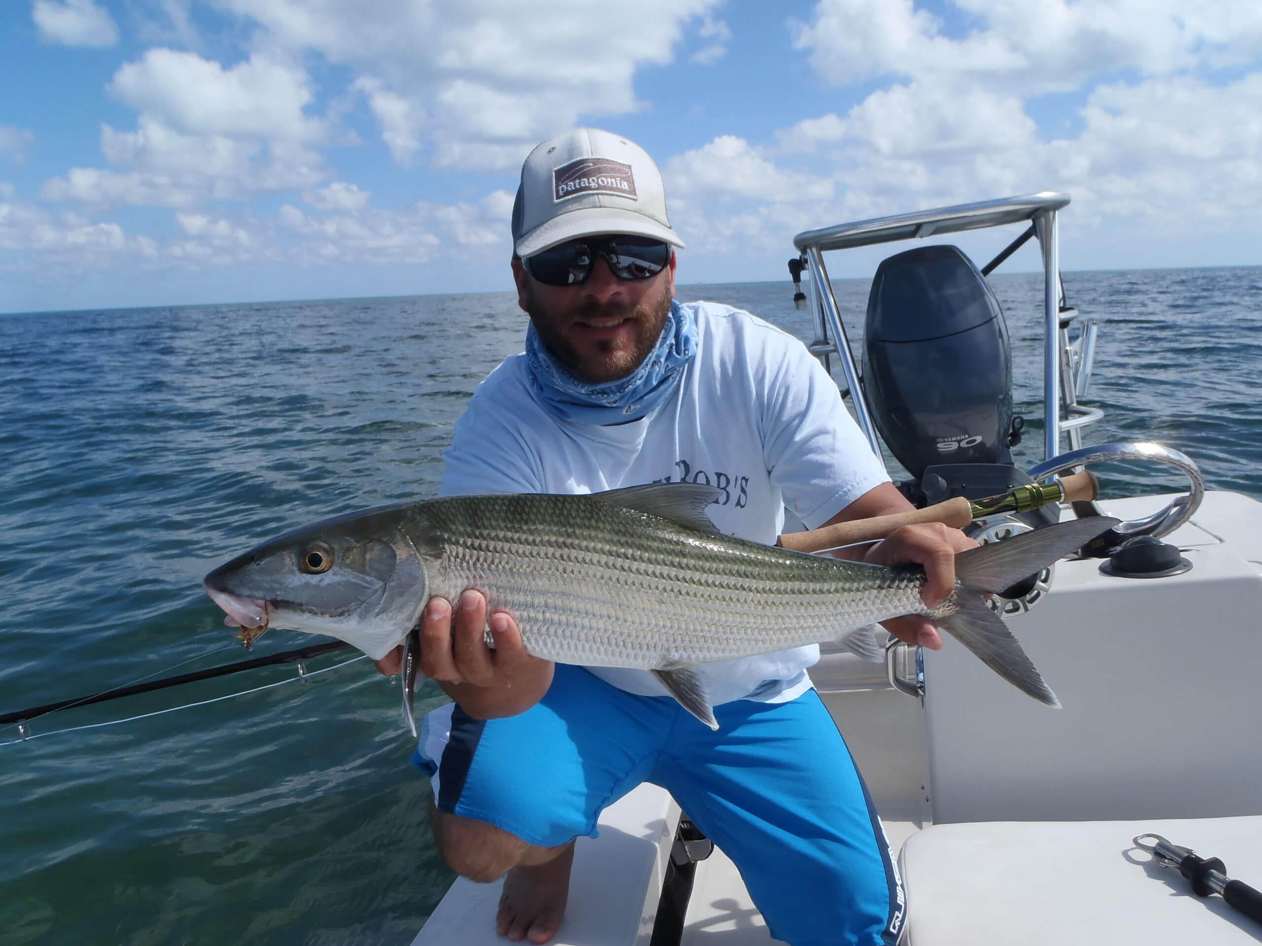 Fly fishing for bonefish miami biscayne bay and islamorada for Fly fishing miami