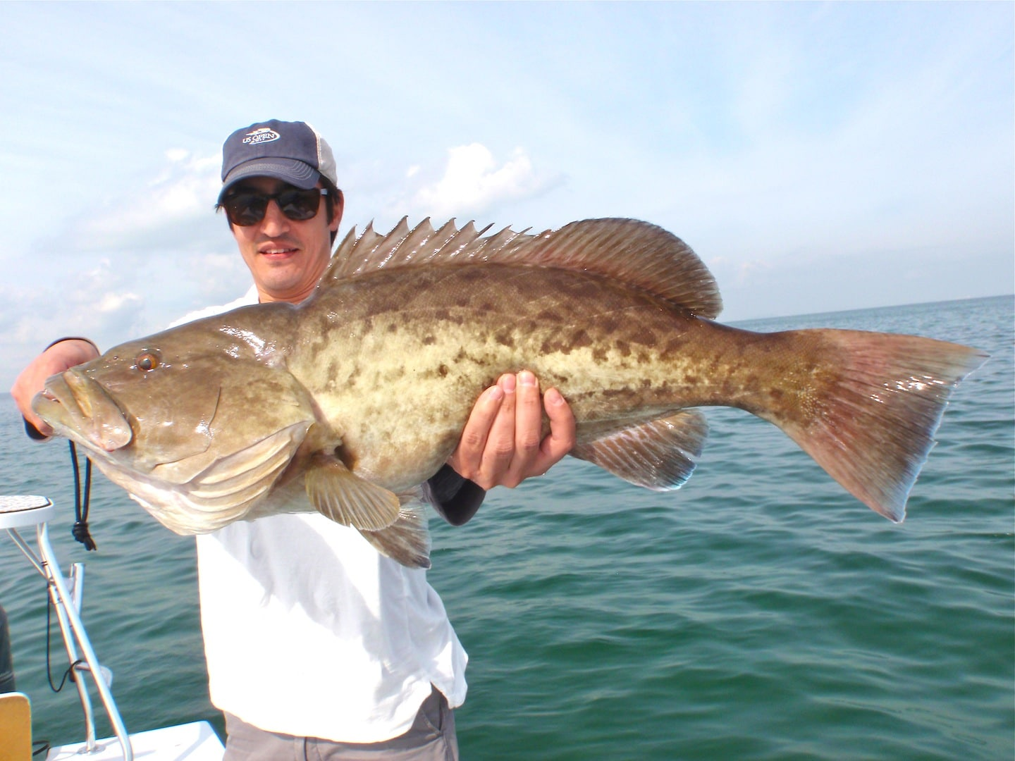 Biscayne bay grouper fishing flats fishing guide and for Biscayne bay fishing