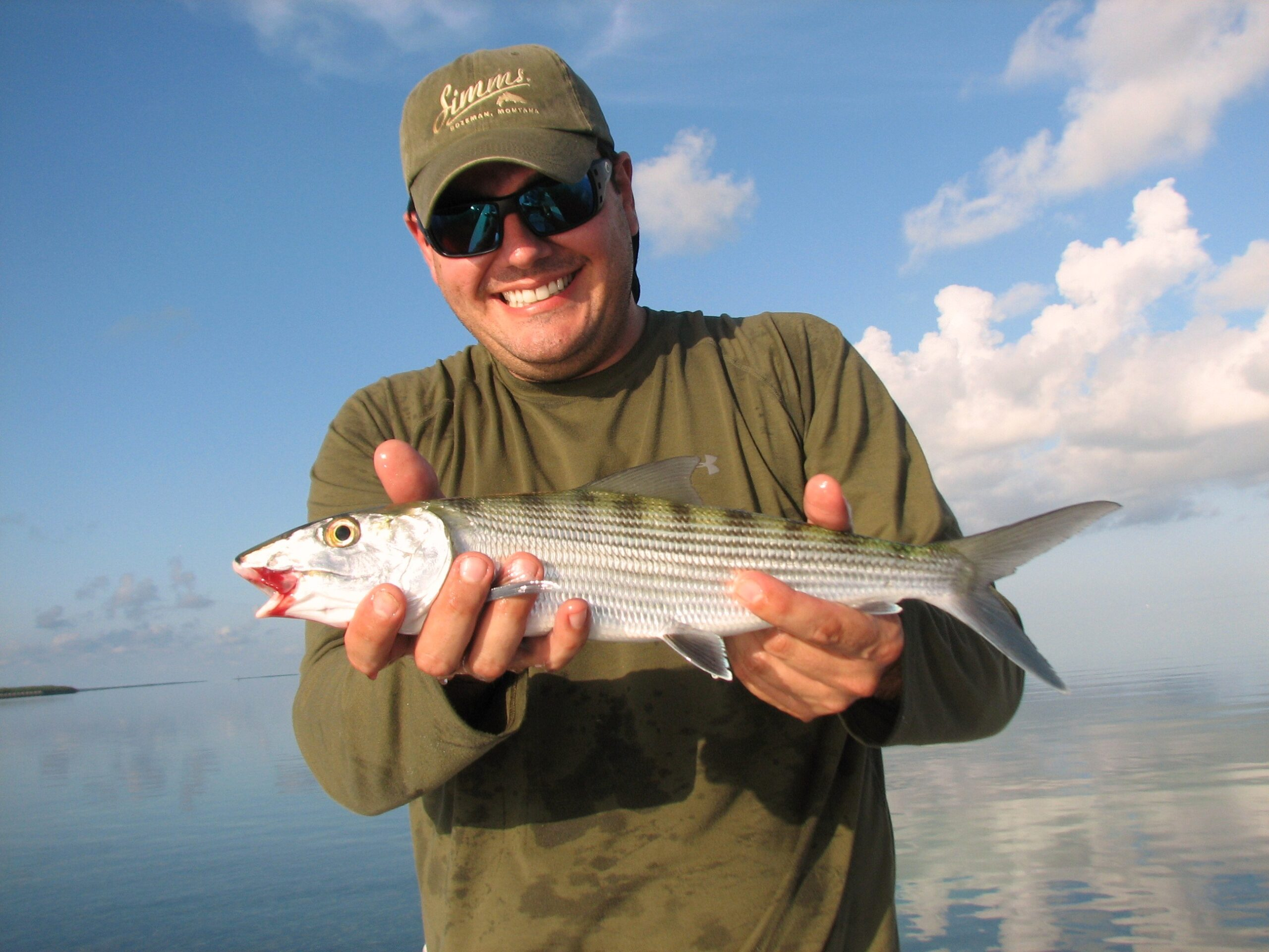 Biscayne Bay Fly Fishing Florida: July Bonefishing Has Been Red Hot!