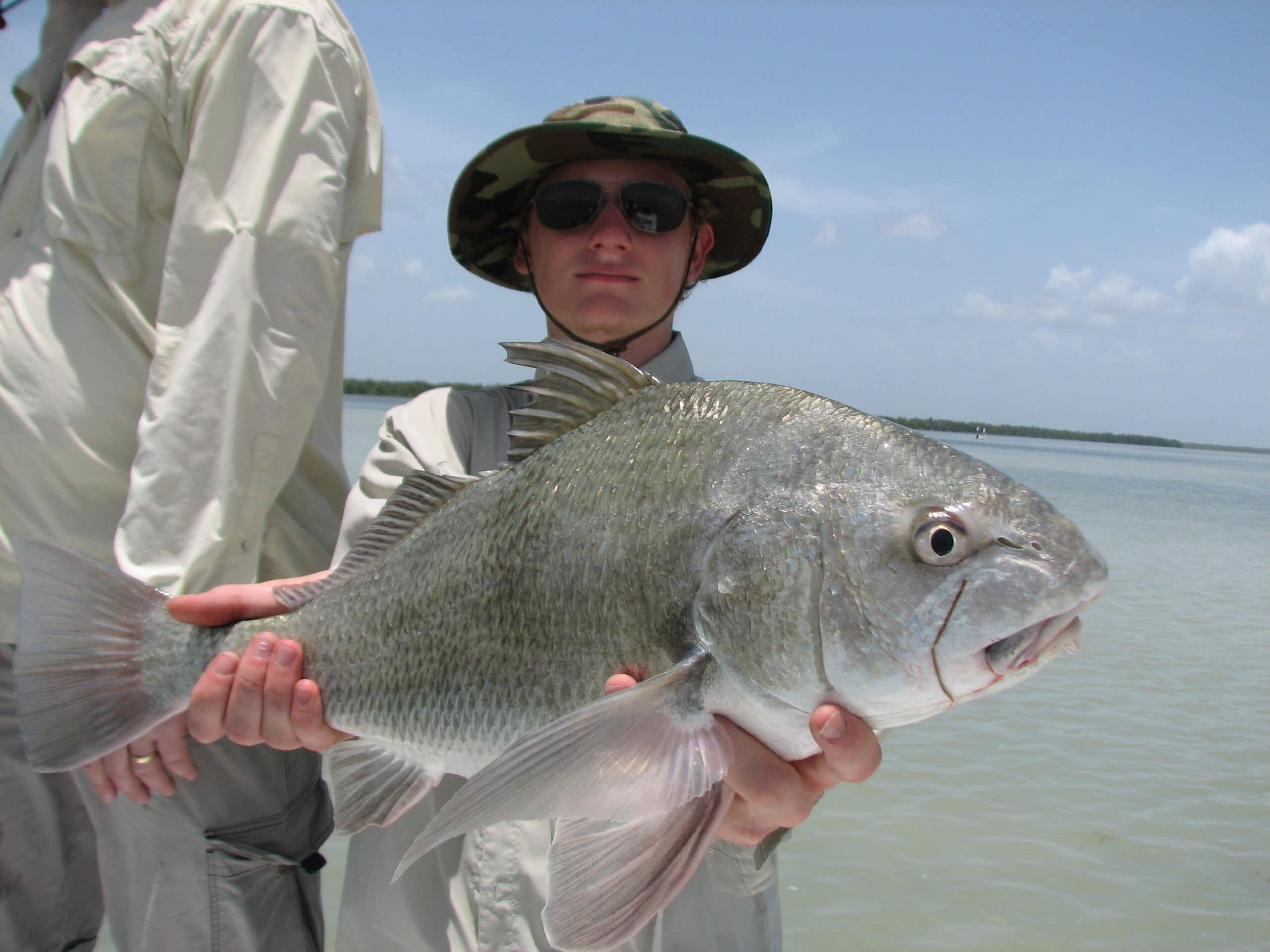 Permit Fishing Biscayne Bay Florida:Big Tides Lots Of Permit.