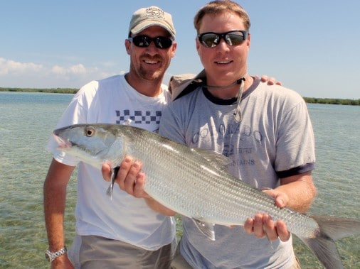 Biscayne Bay Bonefish