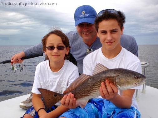 Steve, Jeremy and Zack Familly Day