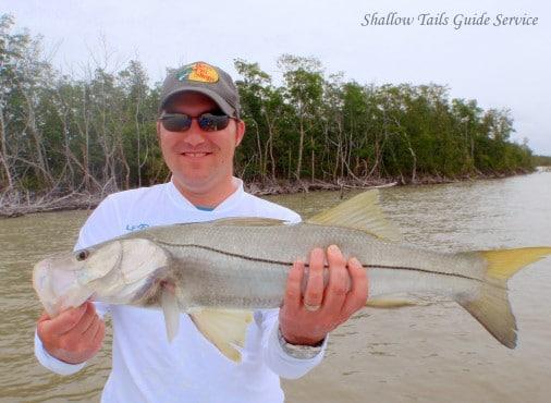 Snook Fishing Flamingo June 30, 2011