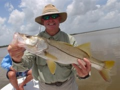 Snook Fishing Everglades