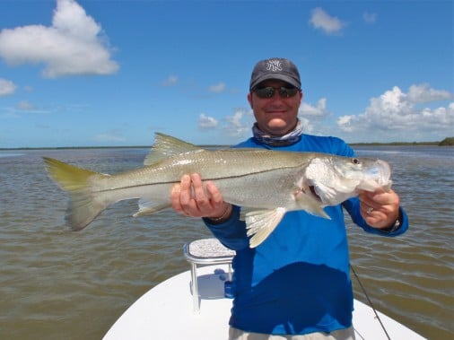 Snook Fishing Everglades National Park
