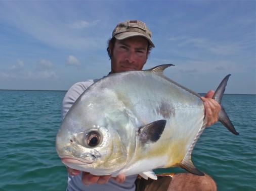 Permit Fishing Biscayne Bay
