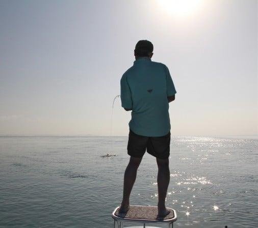 Tarpon Fishing Islamorada Guide Capt. Raul Montoro
