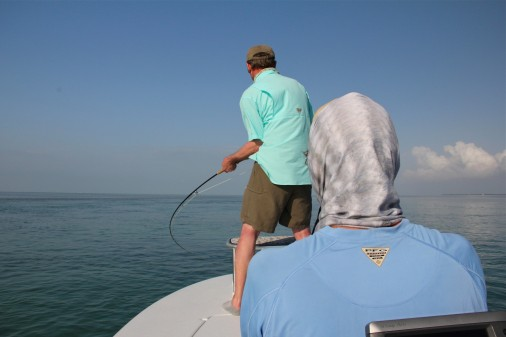 Tarpon Fishing In Islamorada Florida With Capt. Raul Montoro