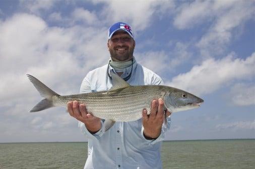 Biscayne Bay 12 pound bonefish
