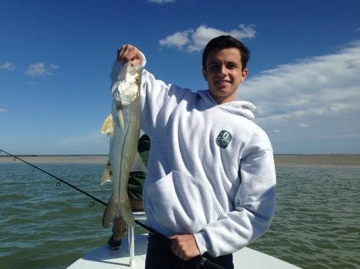Everglades Snook Fishing
