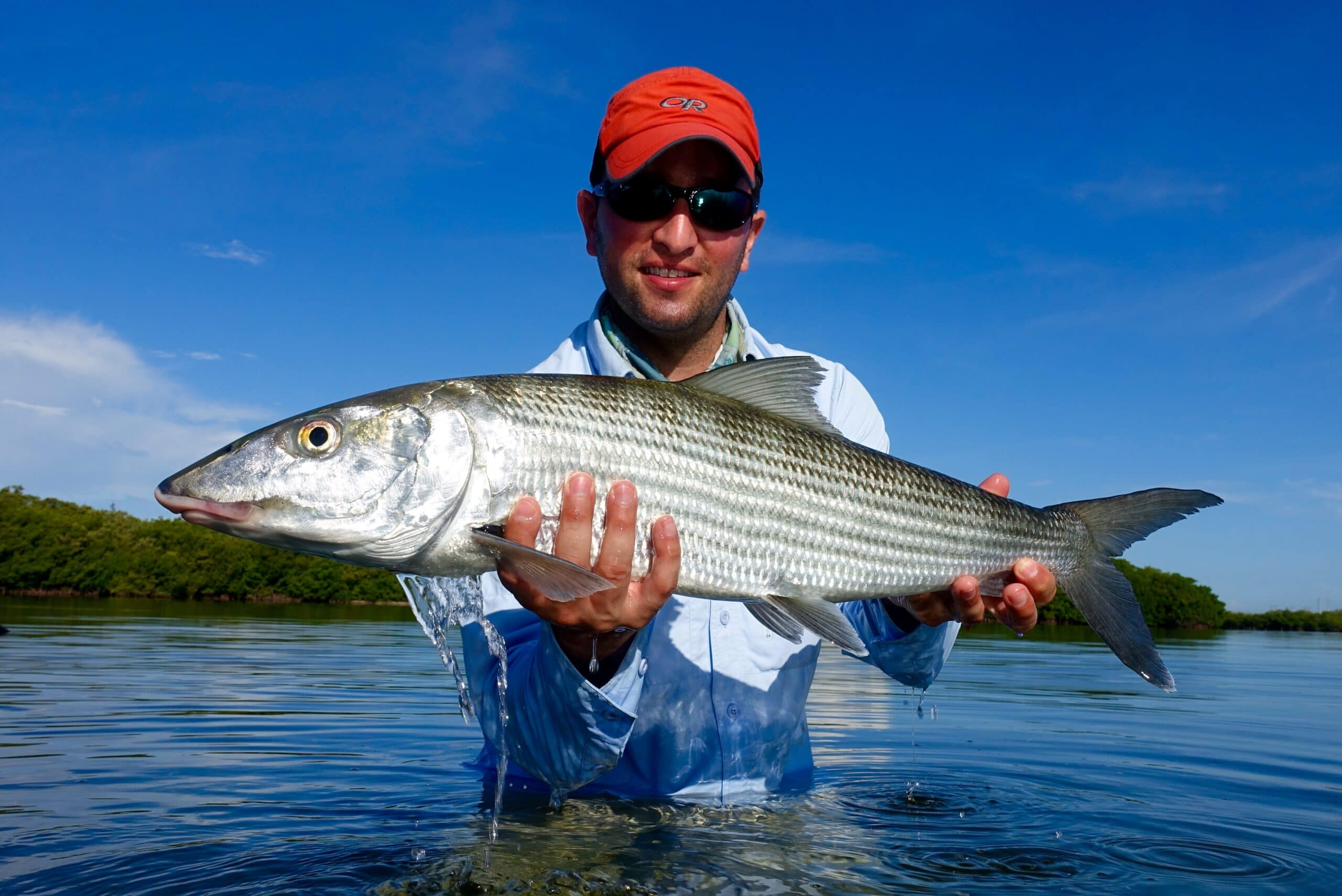 Trophy miami florida bonefish