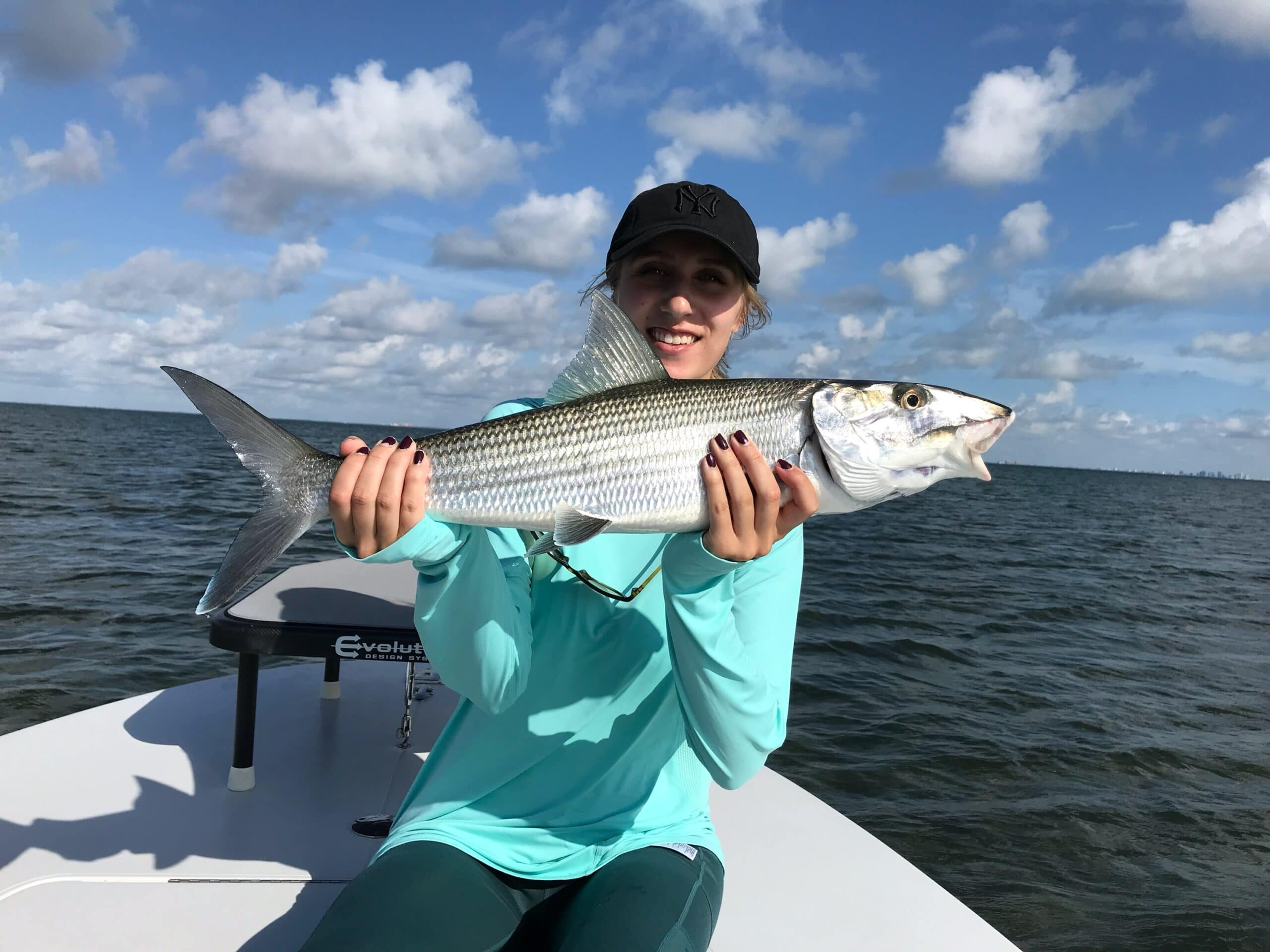 Miami Summer Flats Fishing Report: bone fish, tarpon, permit fishing at its finest
