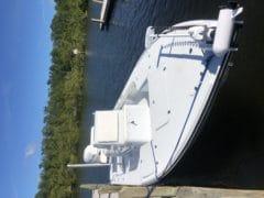 Bill Fish Boat Works 24 Bay