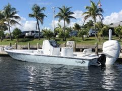 Billfish Boatworks 24 Bay