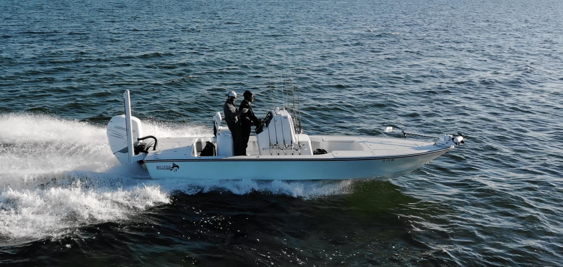 Bay Boat Inshore Fishing Charters - Flats Fishing Guide ...
