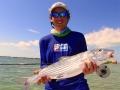 13.4 pound bonefish on fly