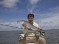 Miami bonefish on fly