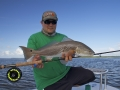 Fly fishing for Everglades redfish
